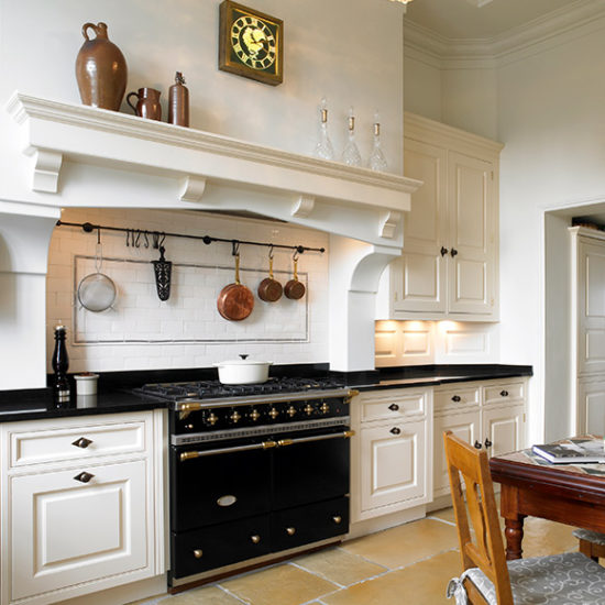 Modern kitchen promoting personal insurance in hexham